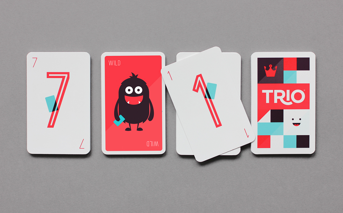 identity brand brand identity logo print Character bright box Playing Cards cards