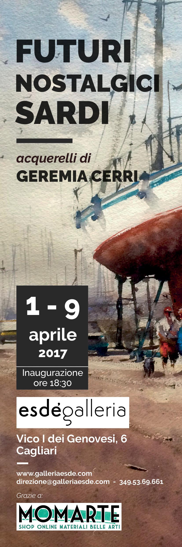 art Event poster watercolour design locandina minimal simple