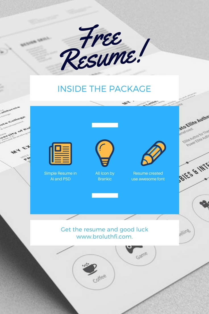 download the resume - Simple Resume