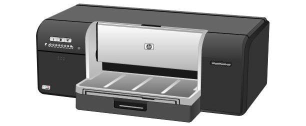 Visio Cafe Stencils of Hewlett-Packard Printers on Behance