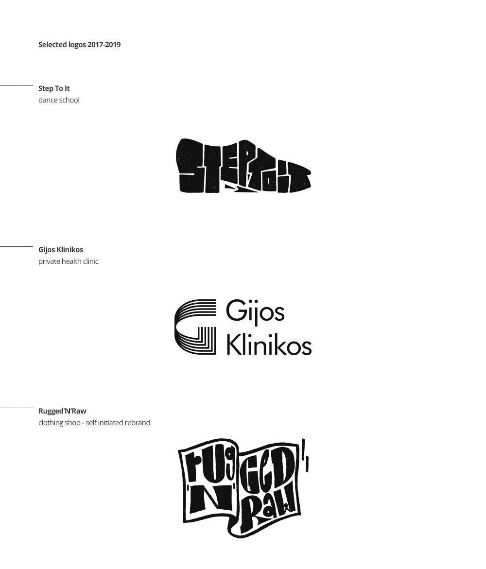 logos logo branding  logobook vilnius lithuania handdrawn city Health logodesigner