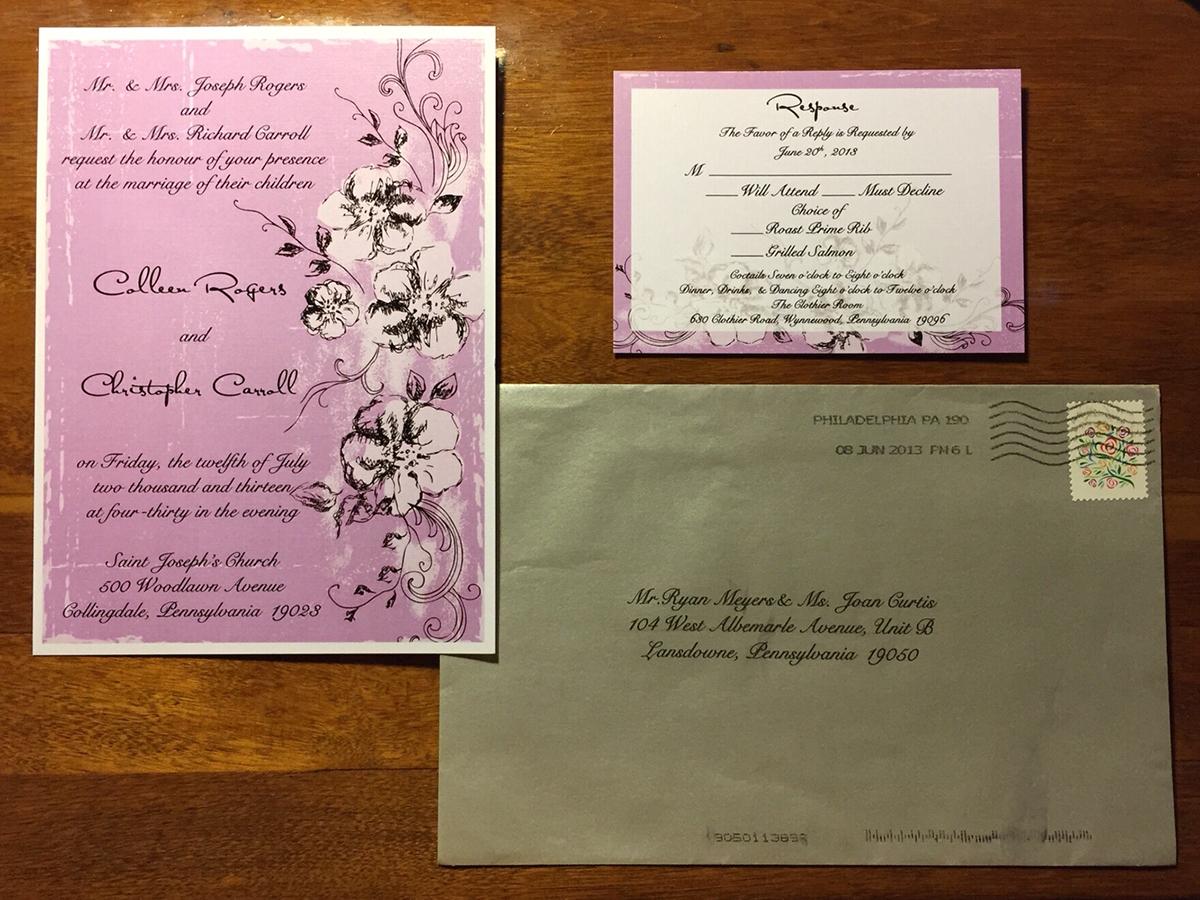 wedding invitations designs graphics assembly
