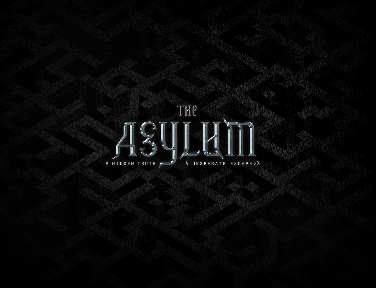 The Asylum | Board Game on AIGA Member Gallery