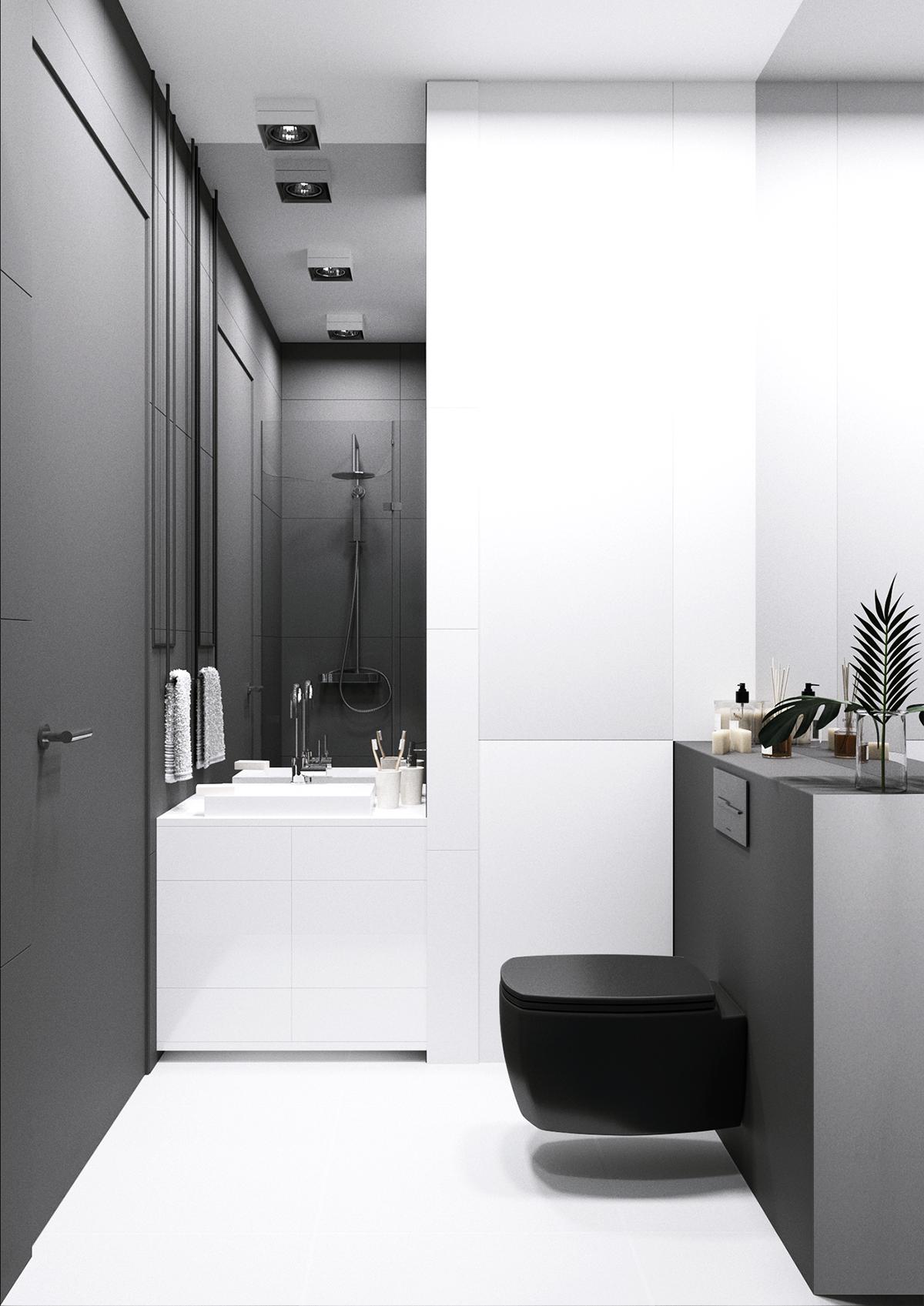 toiletpot zwart