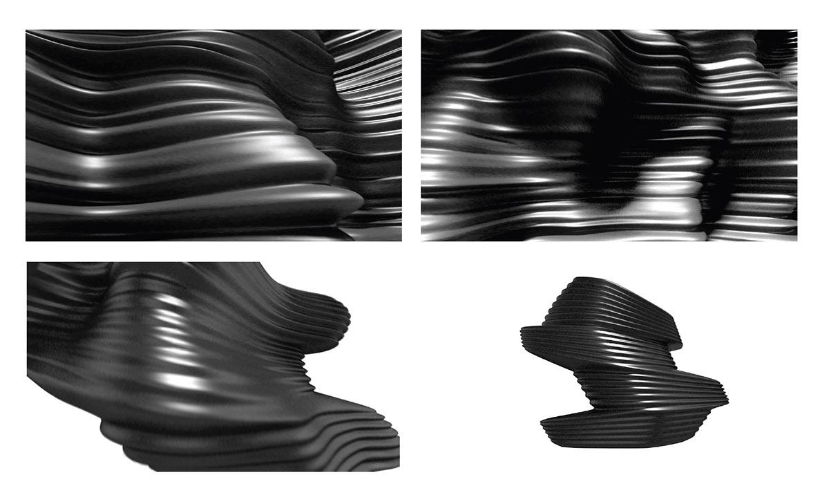 Total Inspiration: nova shoe by zaha hadid for united nude
