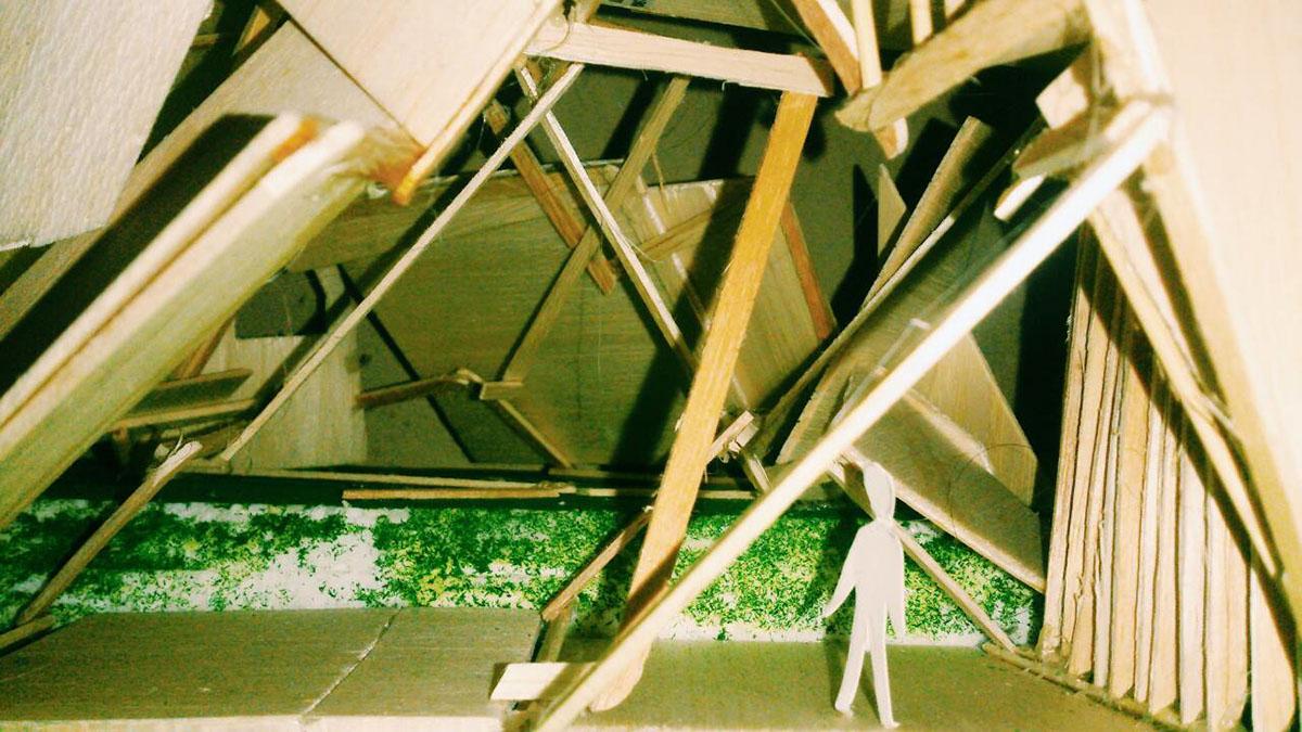 model architecture Interior design architectural