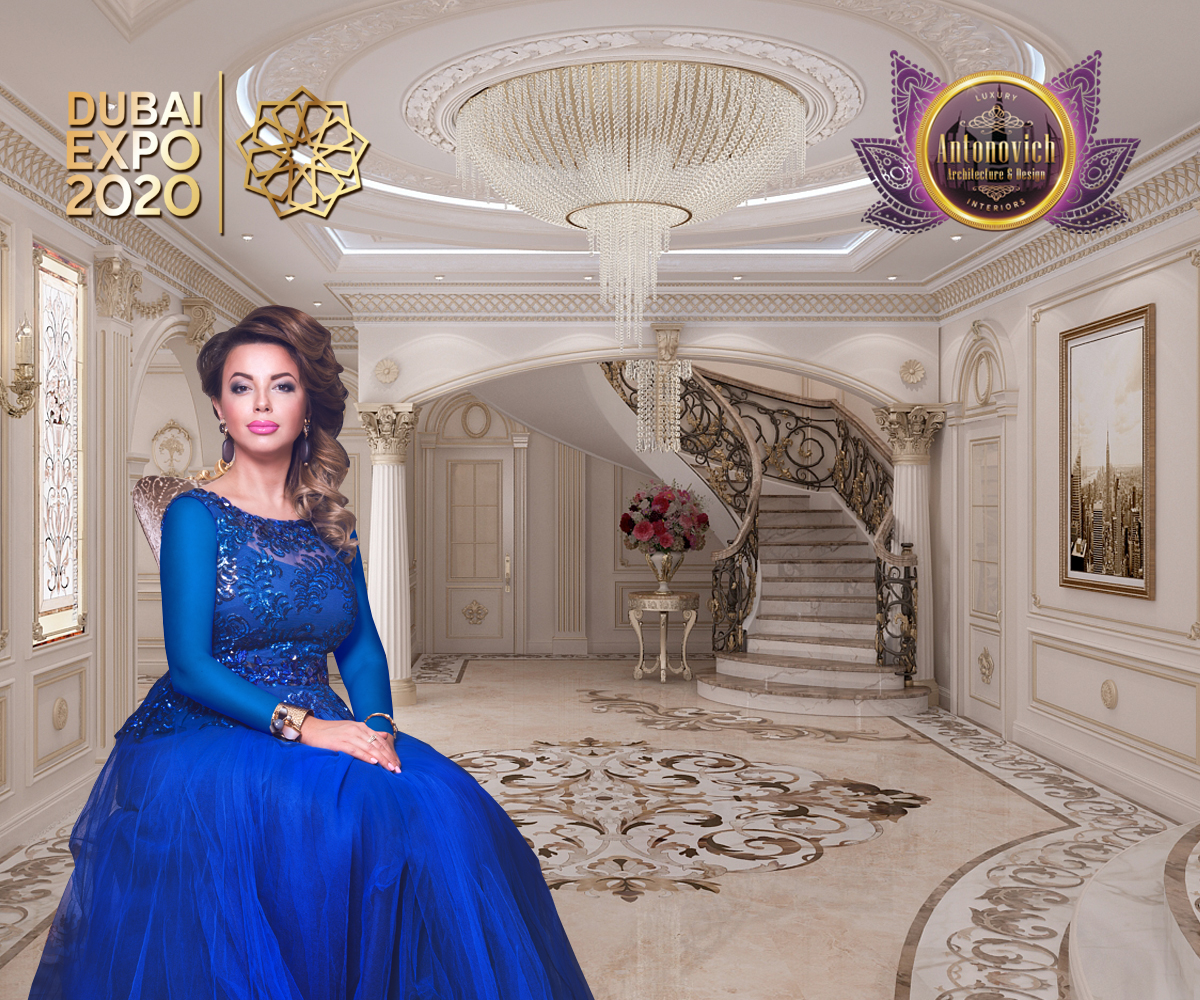 Katrina Antonovich Luxury Interior Design: Interior Design Luxury Antonovich Design On Behance