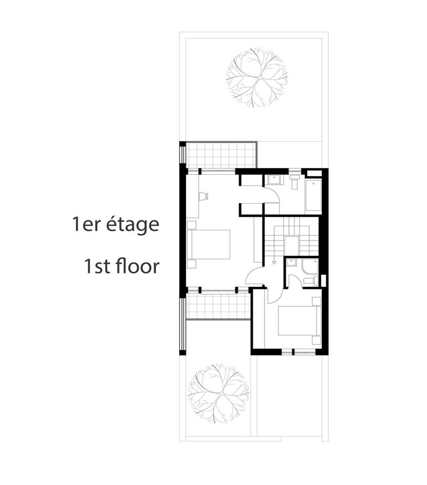 house Villa small villa small house HOUSE DESIGN design