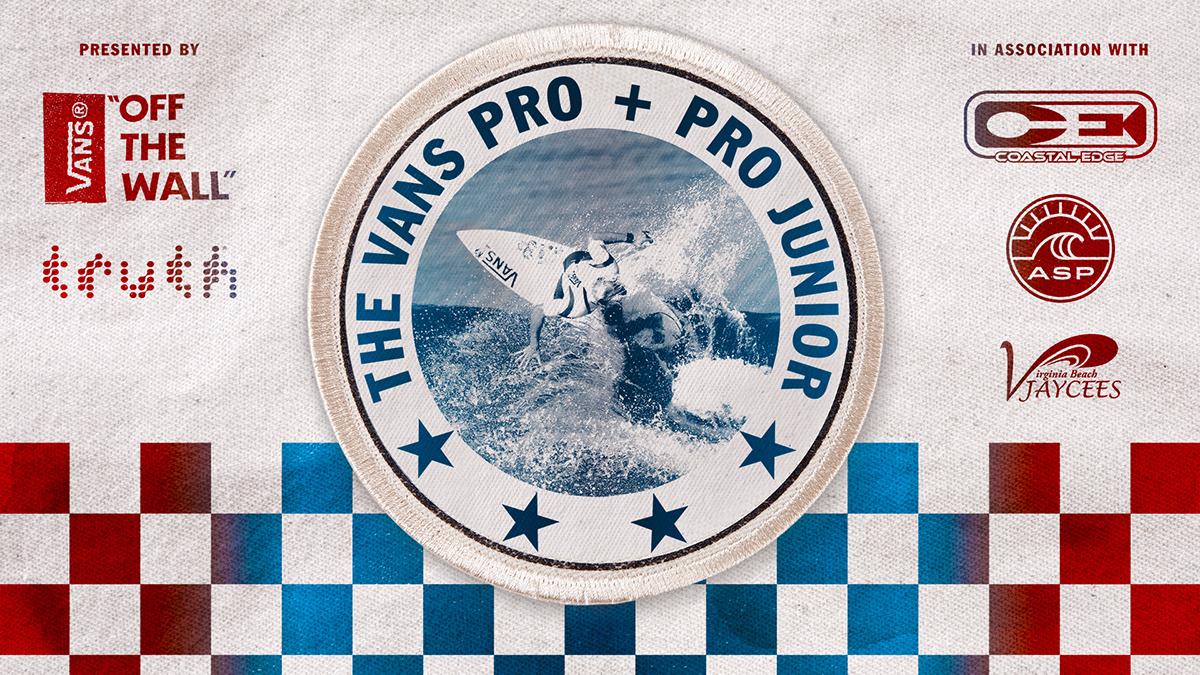 Birgar Olsen Vans surfing Vans PRO ASP WSL