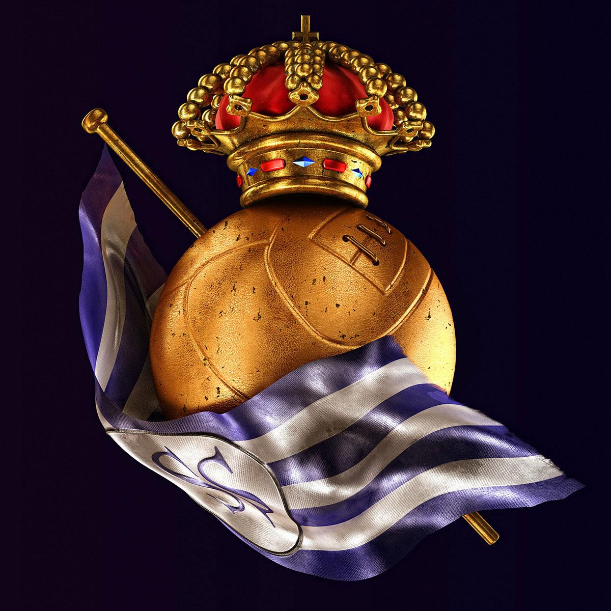 Talisman & Co.   Real Sociedad Badge   Andrei Lacatusu