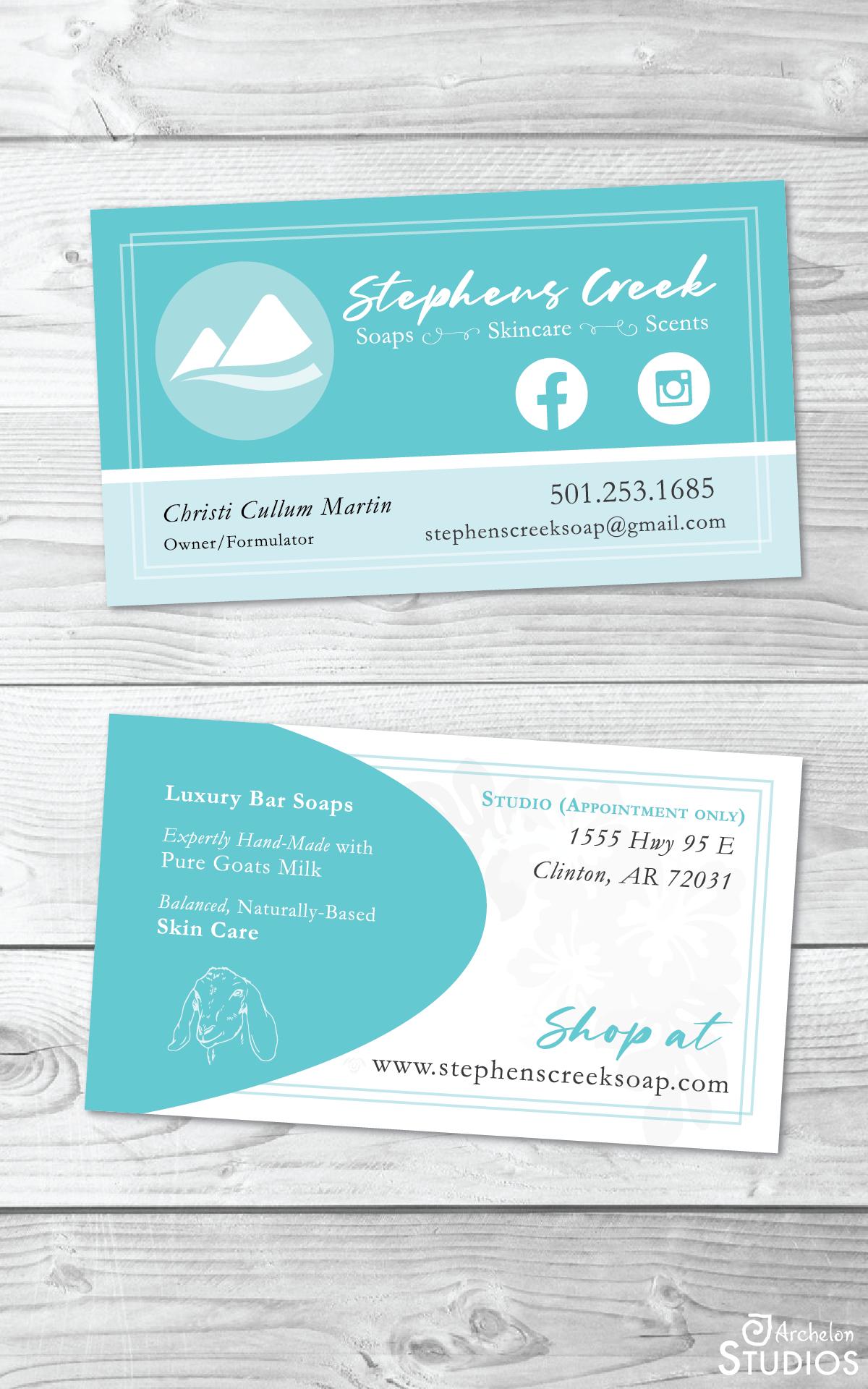 branding  Business Cards color psychology graphic design  Logos & Marks print design  rebranding Small Business