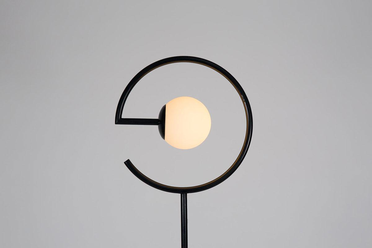 Orbit Floor Lamp on RISD Portfolios