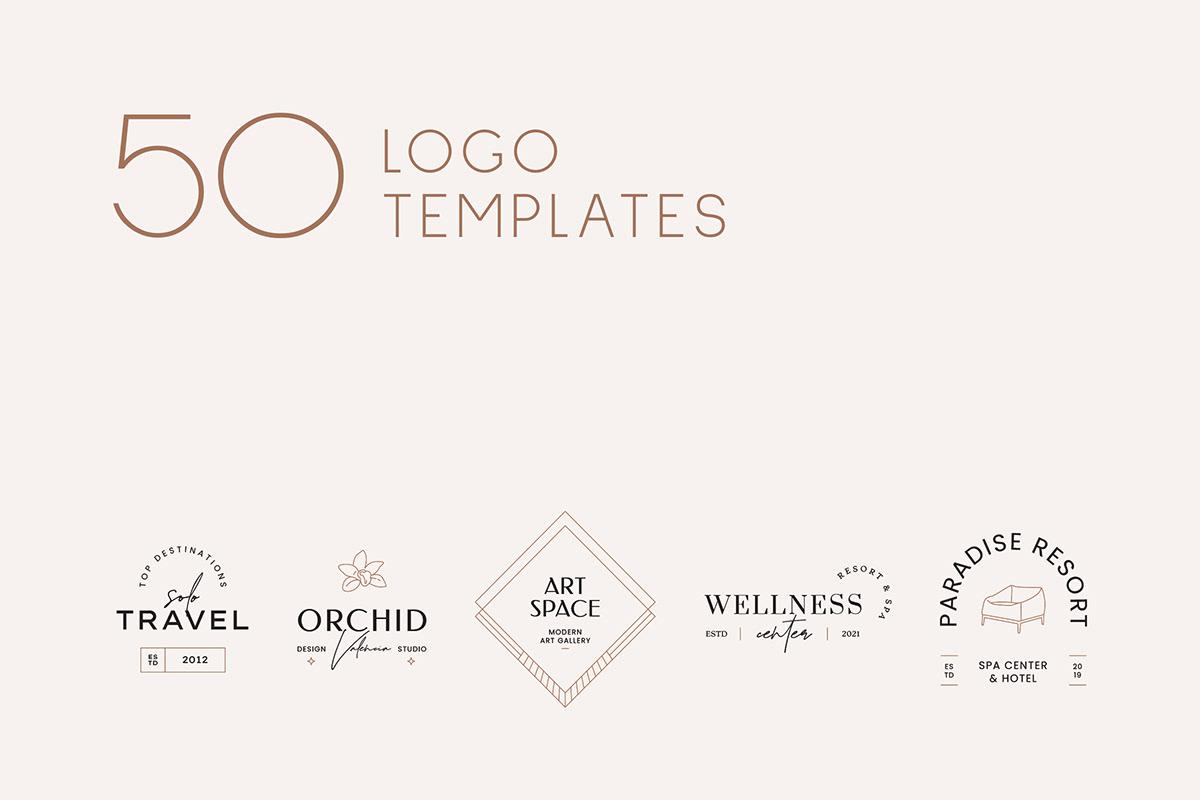 branding  identity logo logofolio minimal minimalistic logo collection Logotype brand symbol