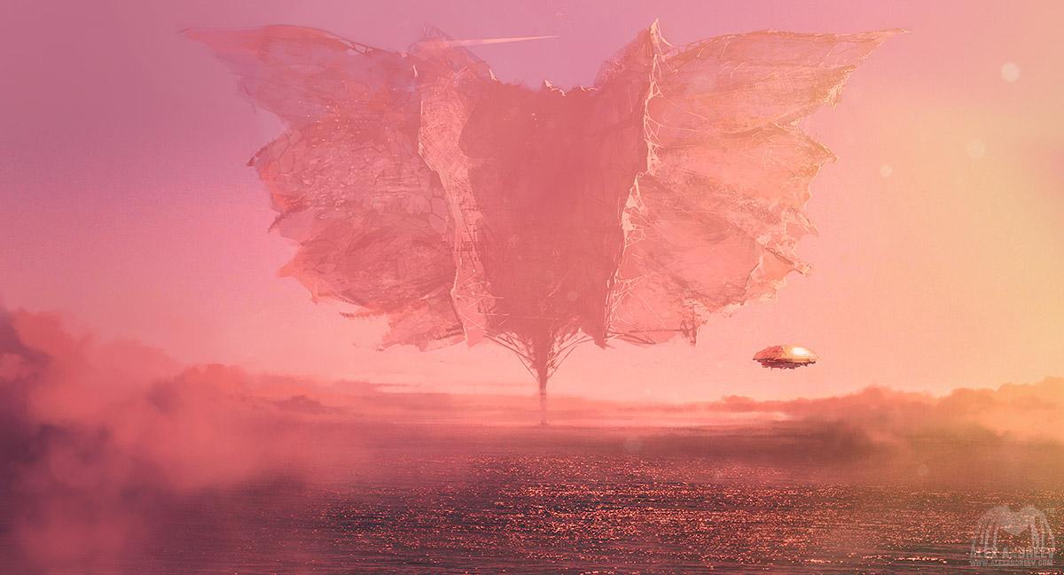 Solaris Art For Stanislaw Lems Novel On Behance