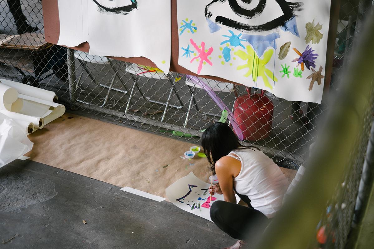 art performance art miami BFI Bas Fisher Invitational FL florida