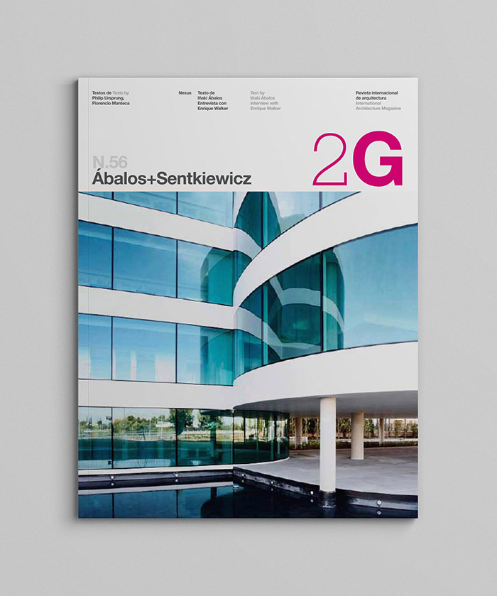 2g international architecture review on behance for D architecture magazine
