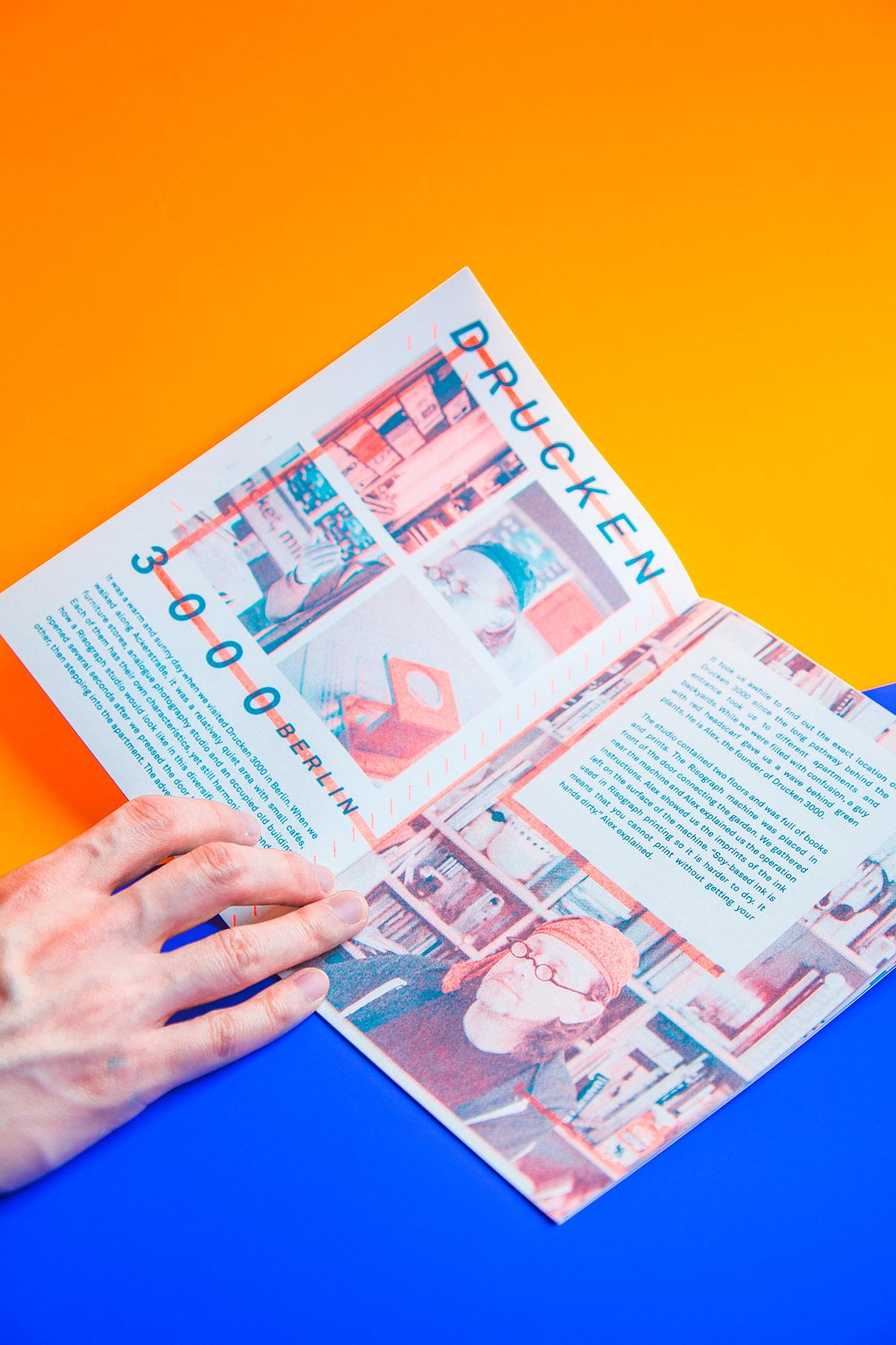 risograph,Printing,Zine ,publishing  ,Layout Design