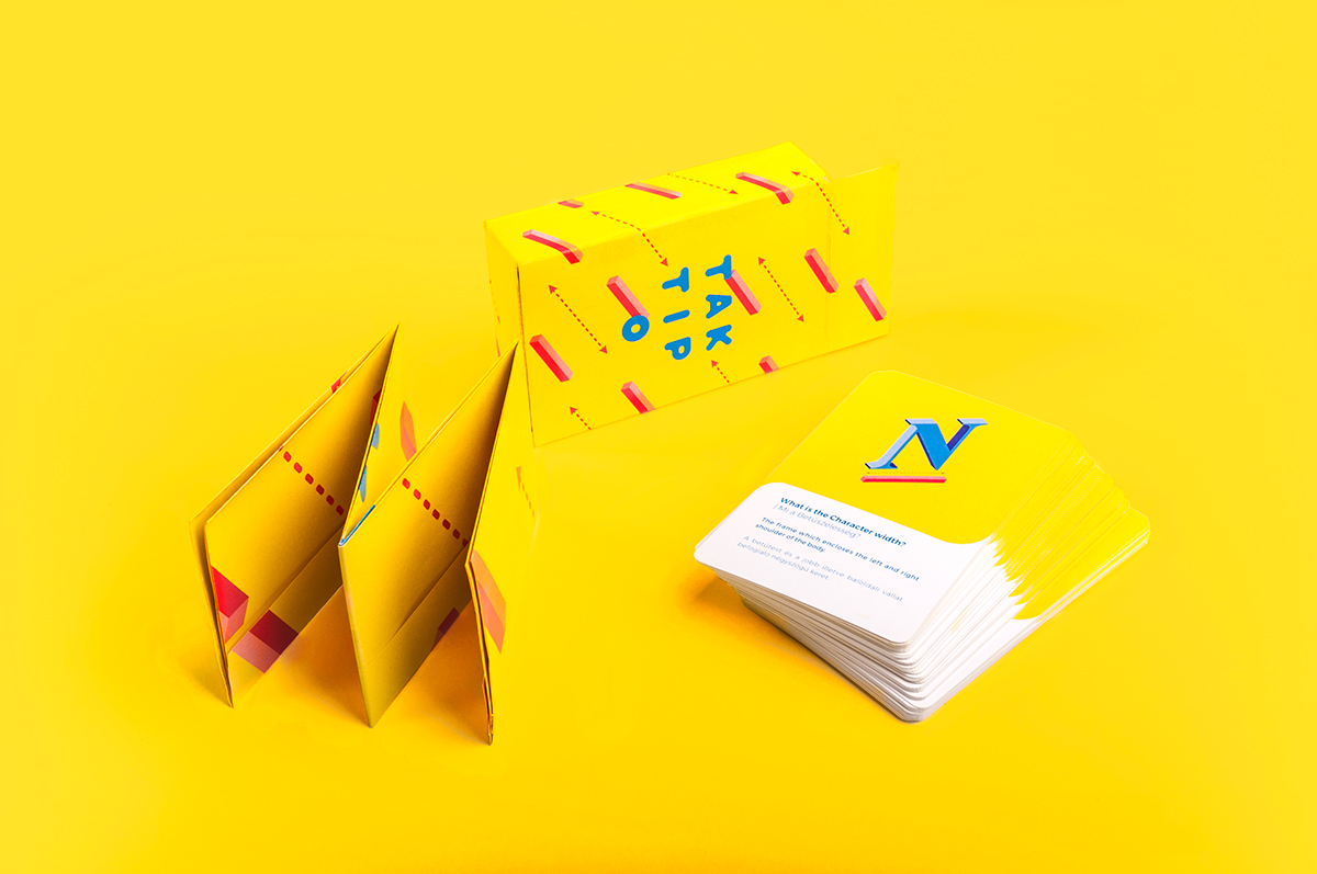 Packaging design typography   game card card game Education graphic design  Fun taktipo