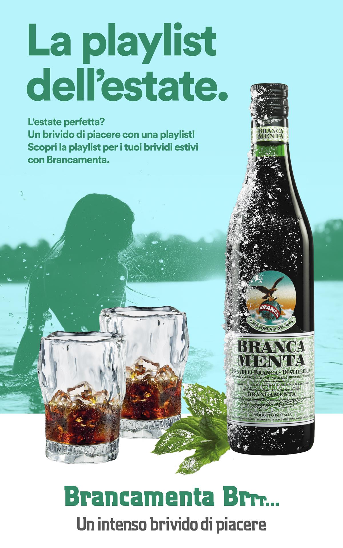 Spotify per Brancamenta on Behance