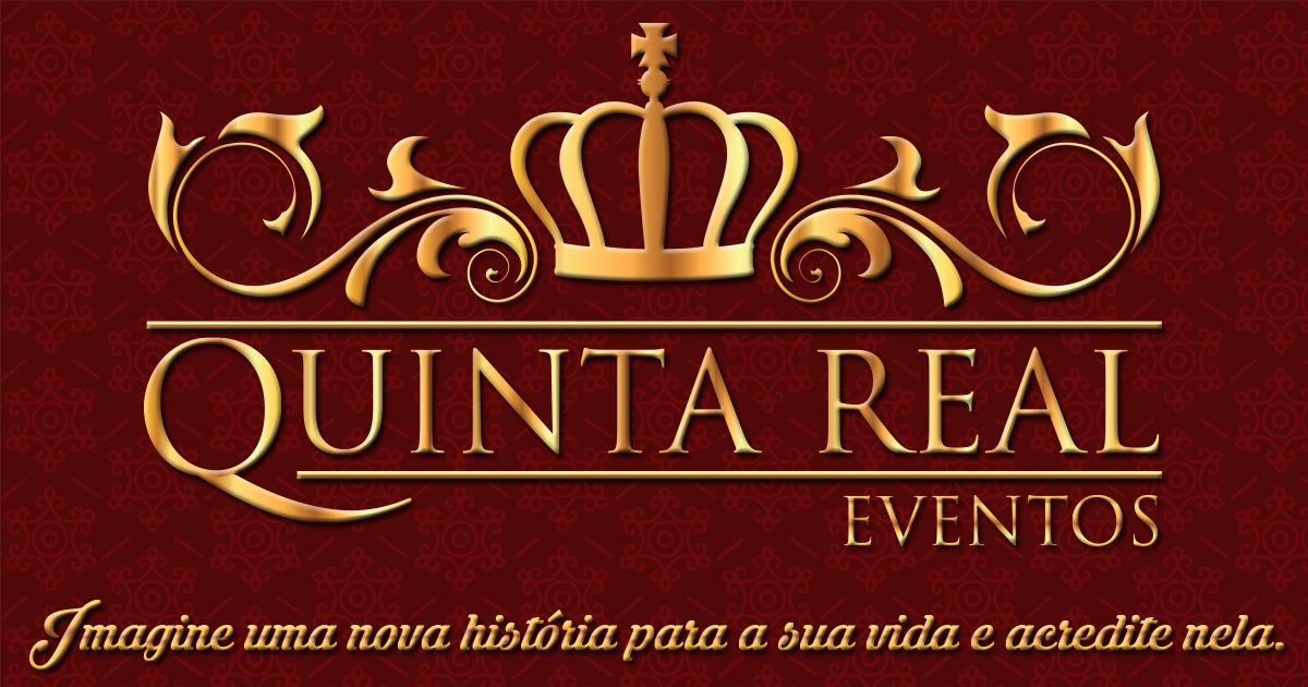 quintarealevntos QuintaReal Logotipo