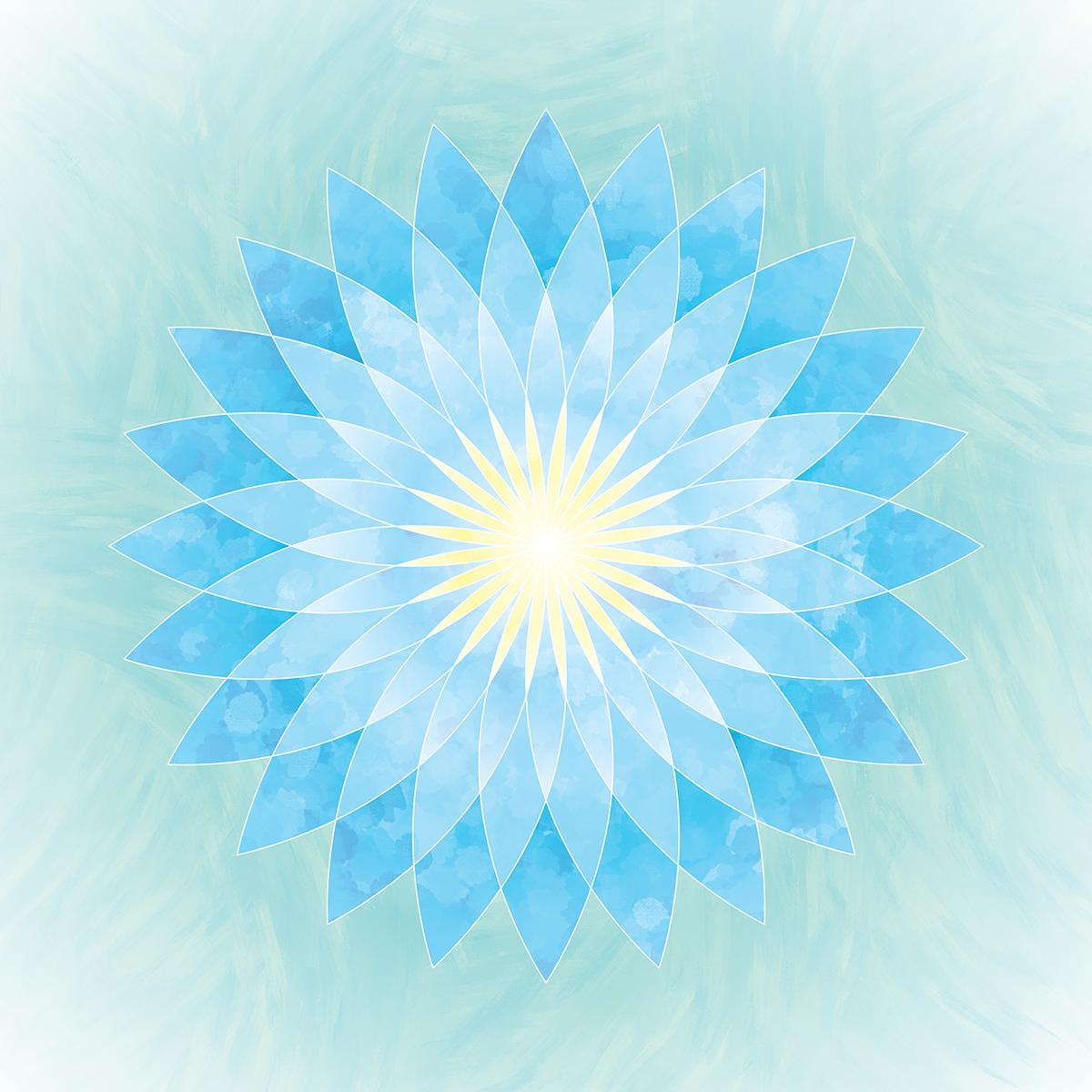 Lotus Flower Mandala On Behance