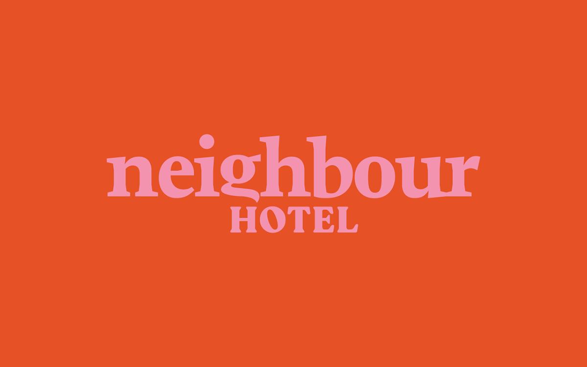 boutique branding  hotel ILLUSTRATION  macau