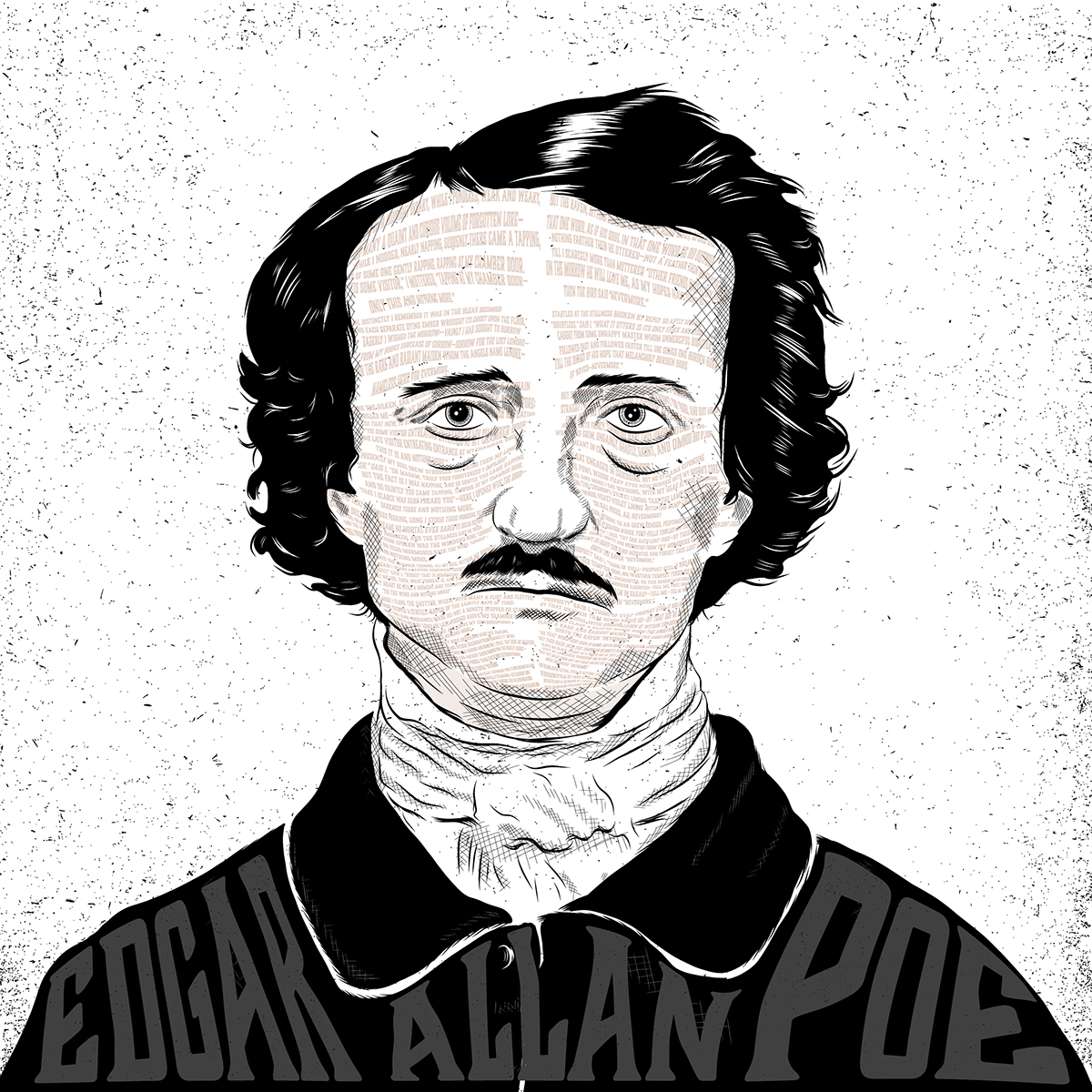 edgar allan poe coloring pages - photo#29