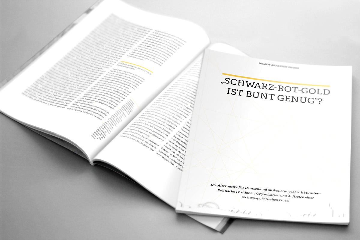 gegenrechts editorial broschure münster