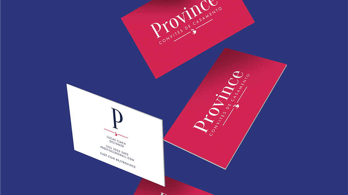 Province — Wedding Invitation on Pantone Canvas Gallery