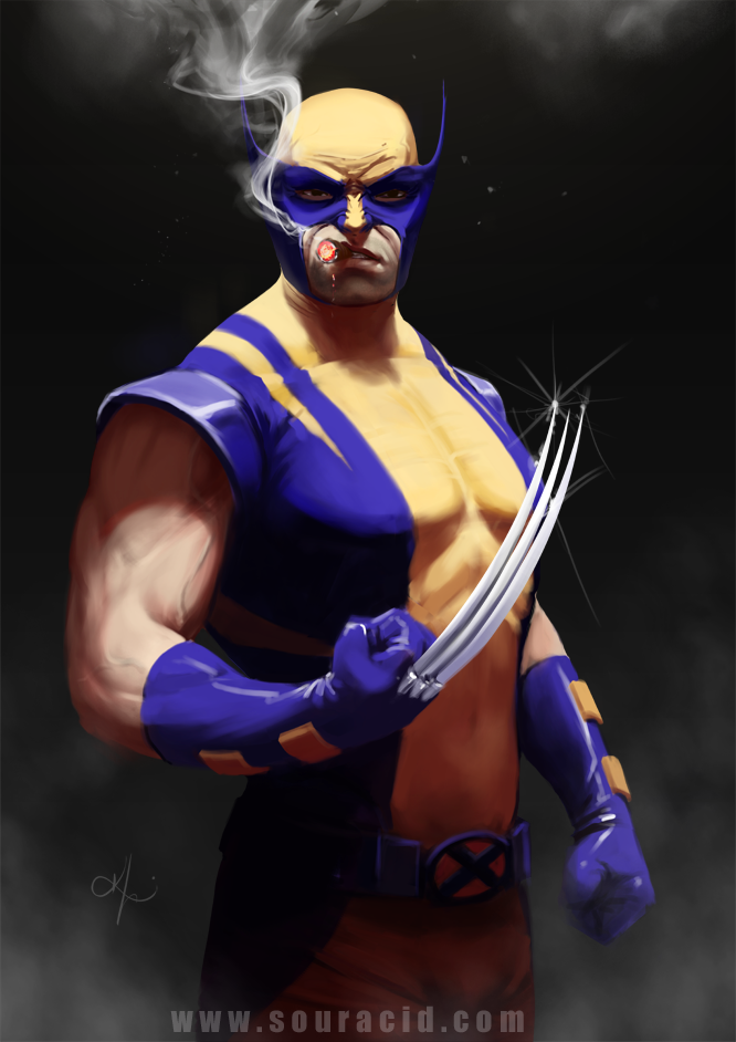 Marvel Character Design Behance : Marvel dc characters ongoing series on behance