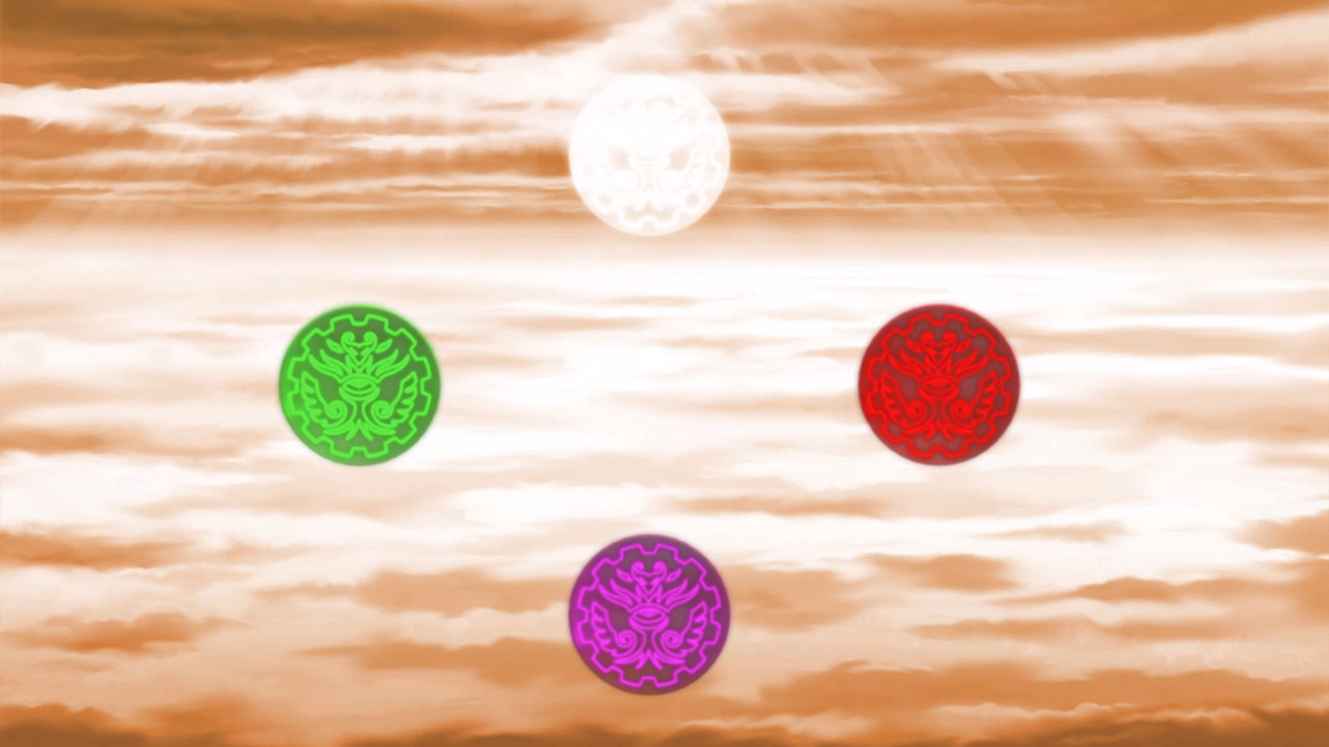 4 Seals Skill Animation on Behance