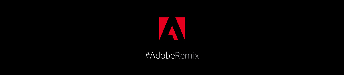 Logo Remix Adobe,Logo Remix