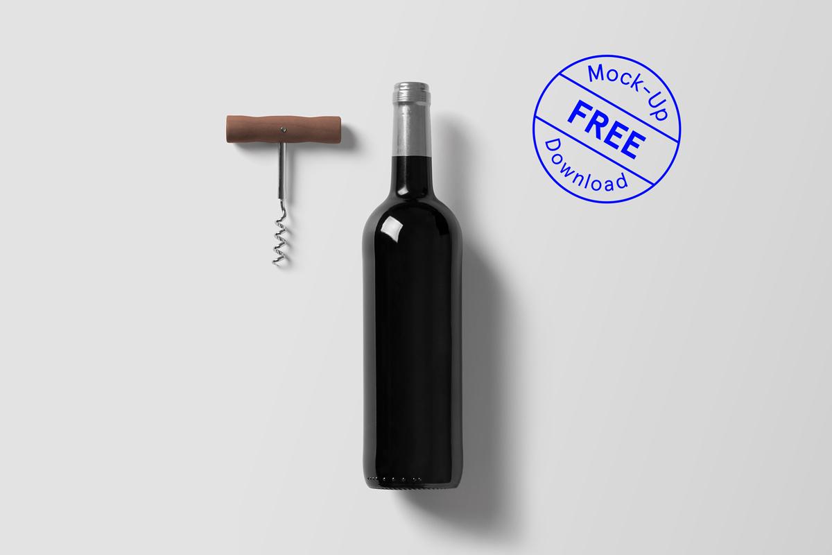 vintage drink corporate brand free logo Food  glass Retro template psd texture bundle font typo