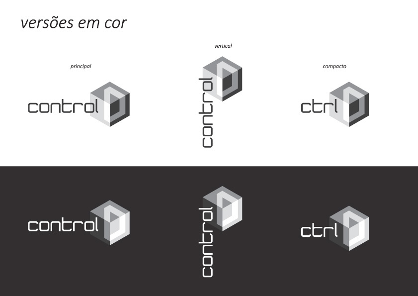 data control logo coporate identity brand Logotype