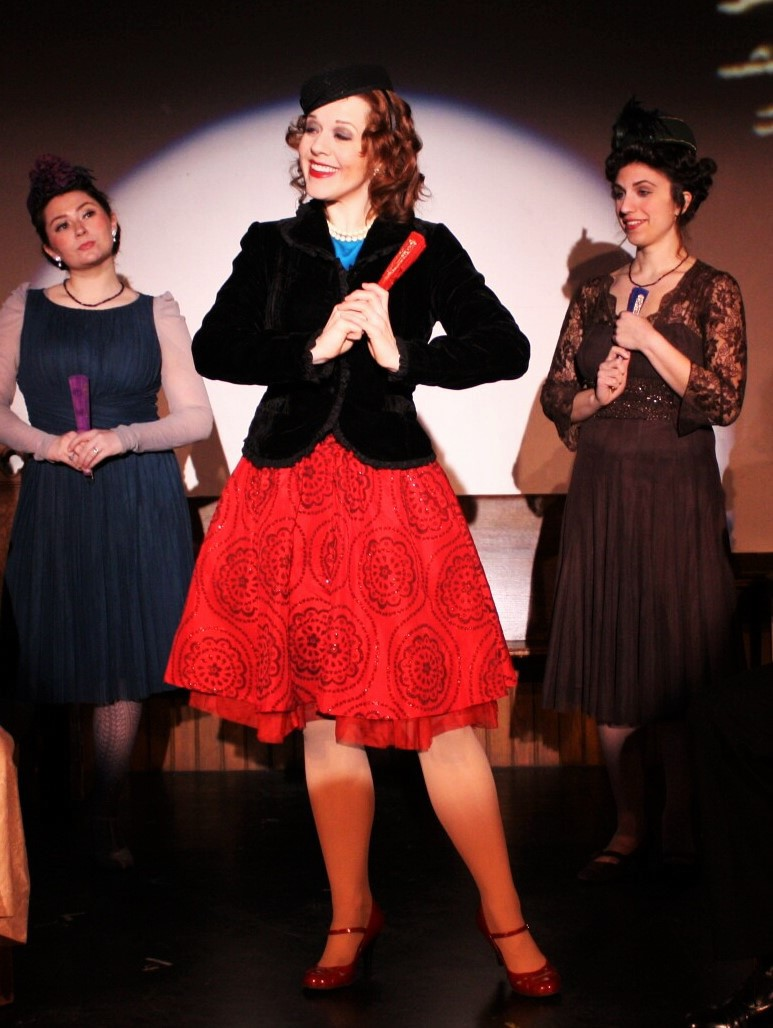 night music Viviane Galloway Costume Design  Theater 2020