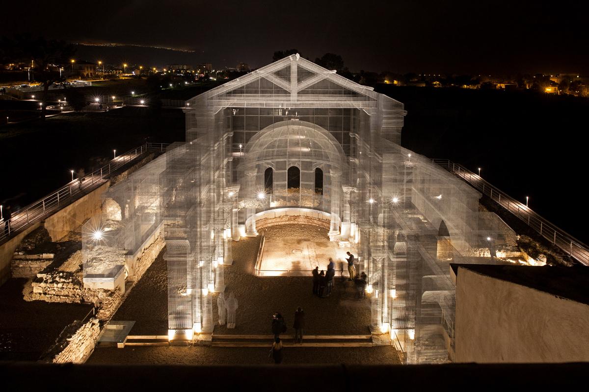 archeology puglia Italy architettura scultura arte Tresoldi