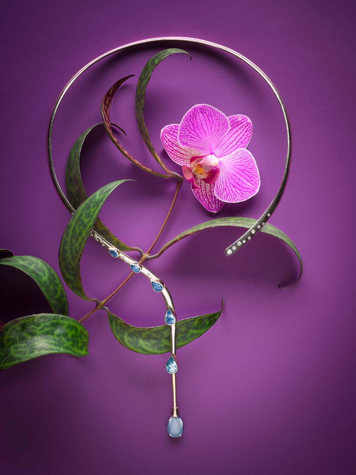 stillife jewelry Flowers