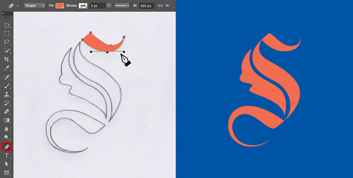 Learn How to Create Paper Cut Effect with this Photoshop Tutorial