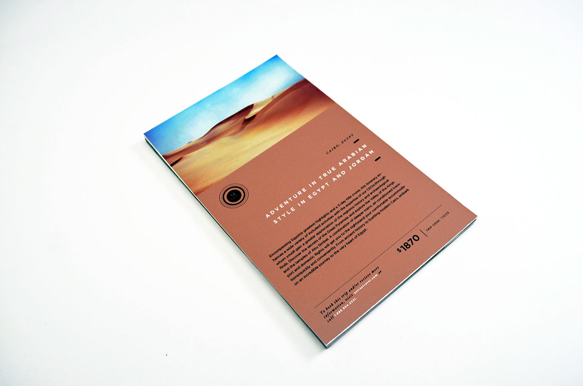 brochure brochure design Travel Brochure Travel company astray astray travel