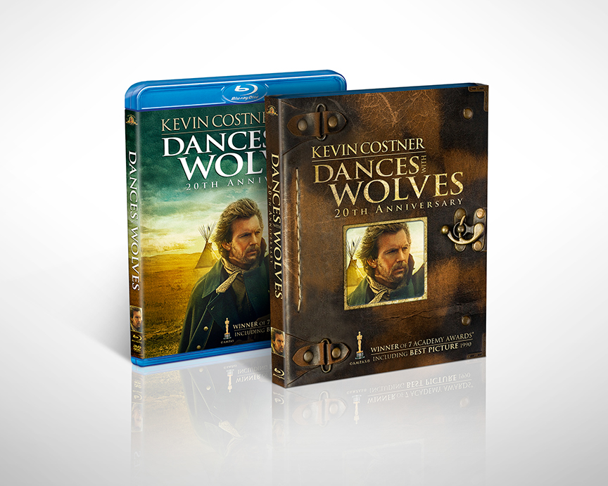 dances with wolves book