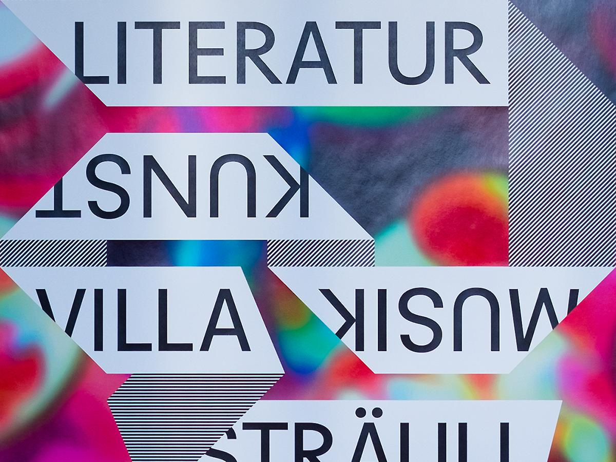 poster plakat colours minimal gradient kultur kunst art print graphic design