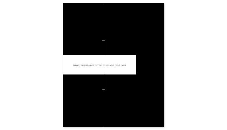 architecture edition brochure