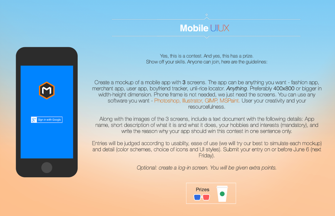 Surprisa: Gift Giving Experience Mobile App Concept on Behance
