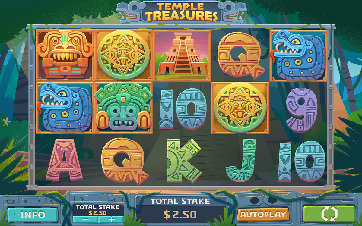 Treasure temple slots la koupol - restaurant du casino grand cercle aix-les-bains
