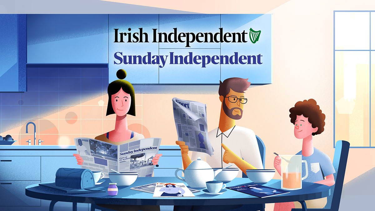 aniverse,beach,dublin,fantastic,irish independent,market,motion graphics ,Rugby,under water,weekend