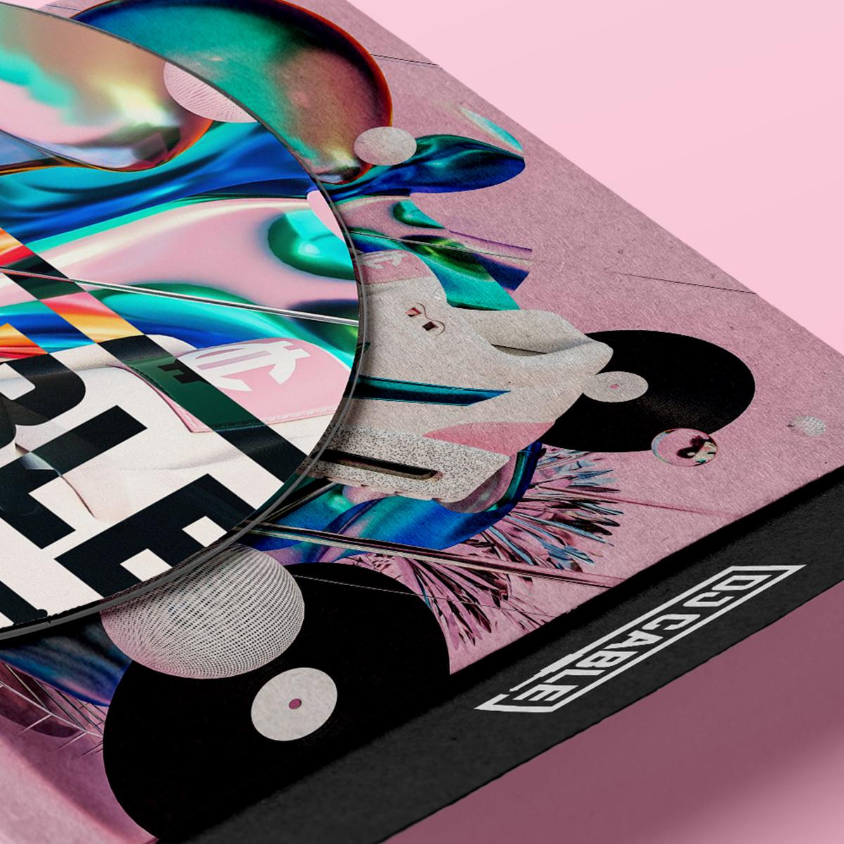 Nike airmax pink iridescent dj bass club kicks mix