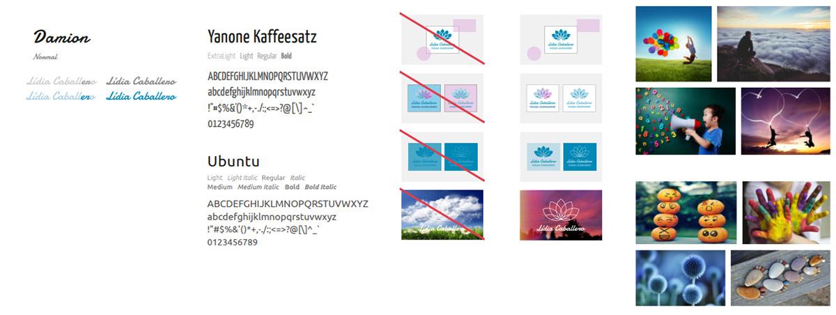 brand identity branding  identidad visual imagen corporativa Logo Design marca visual identify