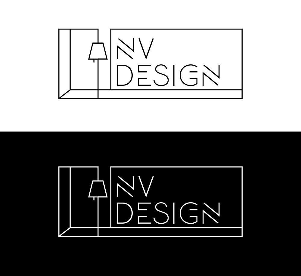 Logo for interior designer on Behance