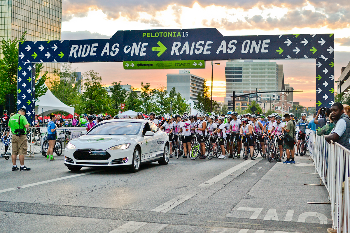 pelotonia columbus ohio charity Cycling Bike biking one goal End Cancer photos