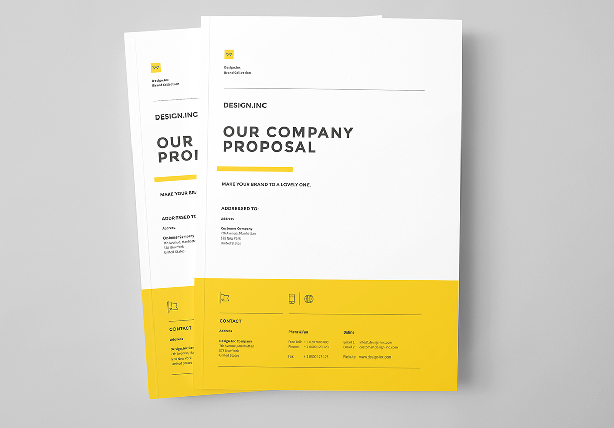 Proposal On Behance
